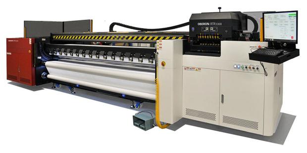 Agfa introduceert Oberon RTR3300