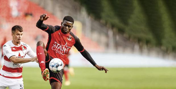 Qui est Marius Mouandilmadji, l'attaquant de Seraing passé par Porto?