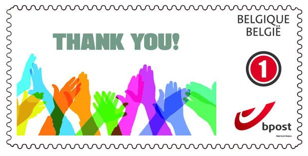 Un timbre-poste à tirage limité pour soutenir les hôpitaux