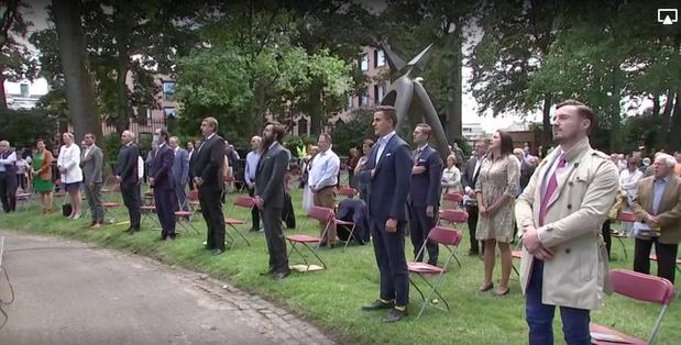 """N-VA Kortrijk haalt uit naar Vlaams Belangers na 11 juliviering: """"Schaamteloze kaping"""""""