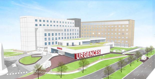 De nouvelles urgences pour le CHRSM d'ici 2023
