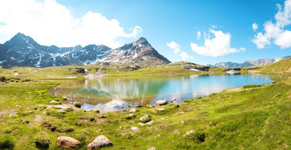 Les plus belles réserves naturelles d'Italie en images