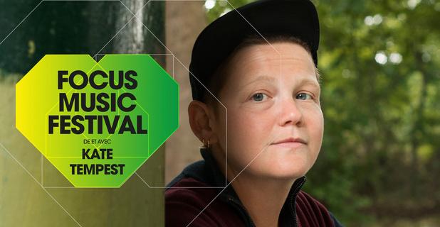 Focus Music Festival, de et avec Kate Tempest