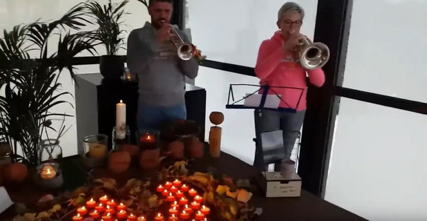Wit-Gele Kruis Avelgem herdenkt overledenen