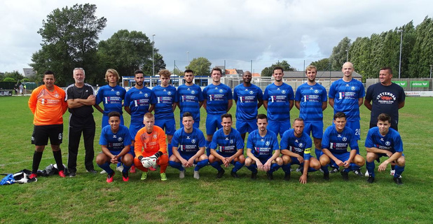 Gelijkspel in eerste oefenwedstrijd tussen KSV Bredene en KWS Oudenburg: 2-2