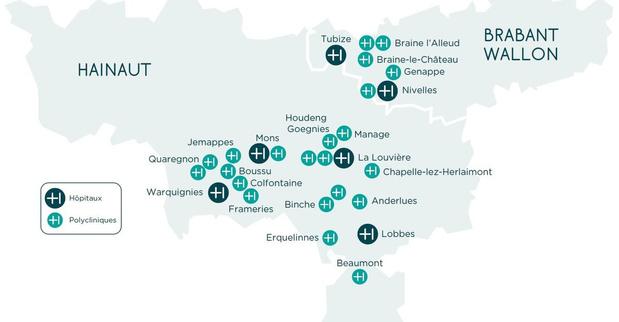 Helora : un réseau hospitalier de 1.200 médecins