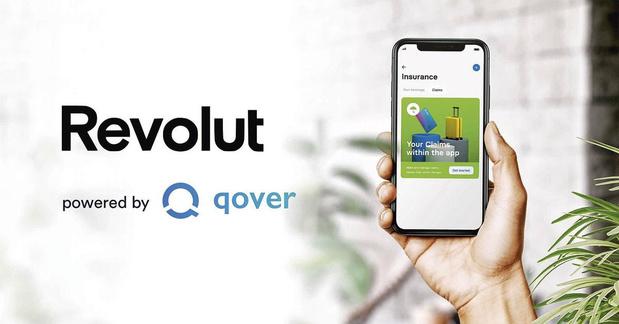 Revolut choisit Qover