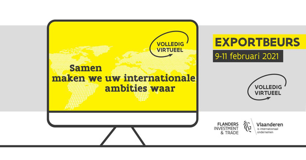 Reboot your export: aftellen voor de Exportbeurs 2021
