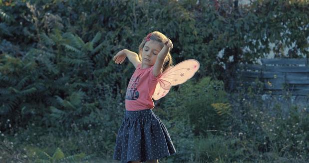 Grootse film over een klein meisje