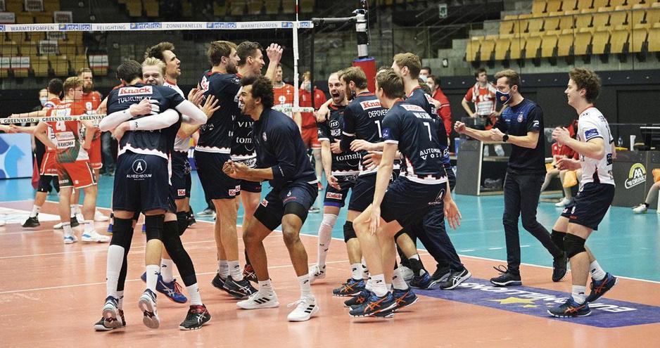 Overzicht van een uniek volleybalseizoen: op de twaalf naar nummer 12