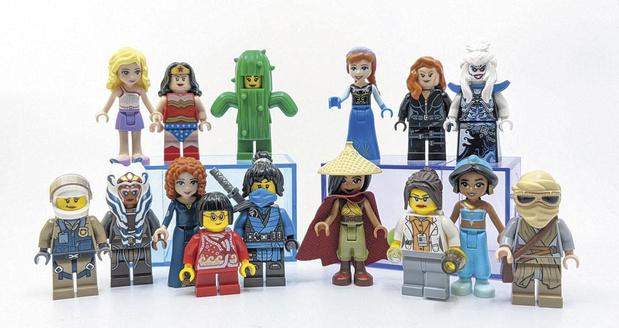 LEGO doorbreekt gender-stereotypen