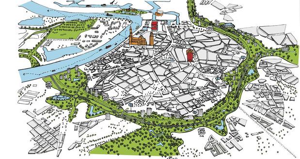 'De Antwerpse Ring wordt wél volledig overkapt'