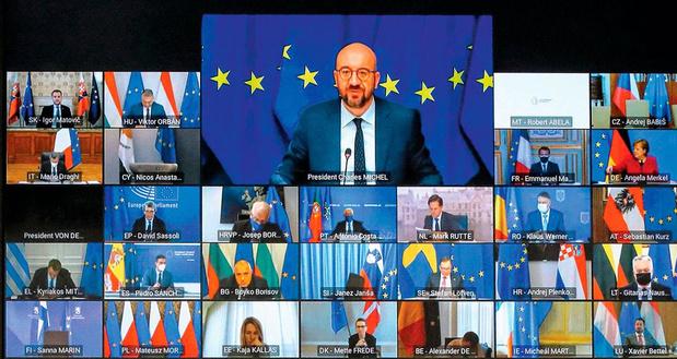 L'Europe à la traîne