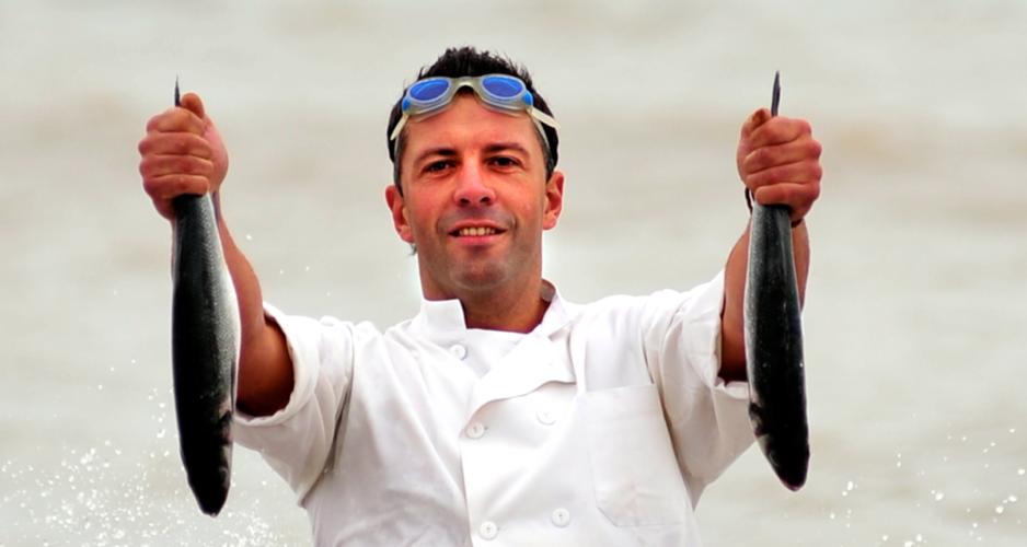 Ons proefkonijn in Toi, Moi et la Mer: Een feest voor al je zintuigen