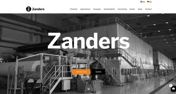 Duitse papierproducent Zanders zet activiteiten stop
