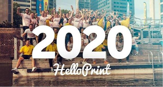 """Helloprint cherche une """" solution appropriée """" pour ses problèmes de liquidité"""