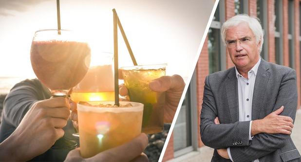 Wie sterke drank meeneemt naar het strand, riskeert paar dagen cel en fikse boete
