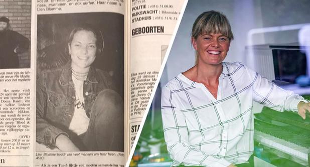 """Lien Blomme was 20 in 2000: """"Wij gunnen elkaar vrijheid"""""""