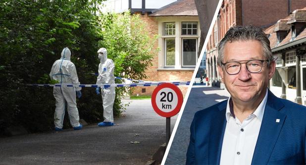 """Burgemeester van Brugge aangevallen met mes: """"Hij heeft veel geluk gehad"""""""