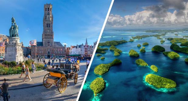 Zelfs vanop de verste eilanden komen ze naar West-Vlaanderen