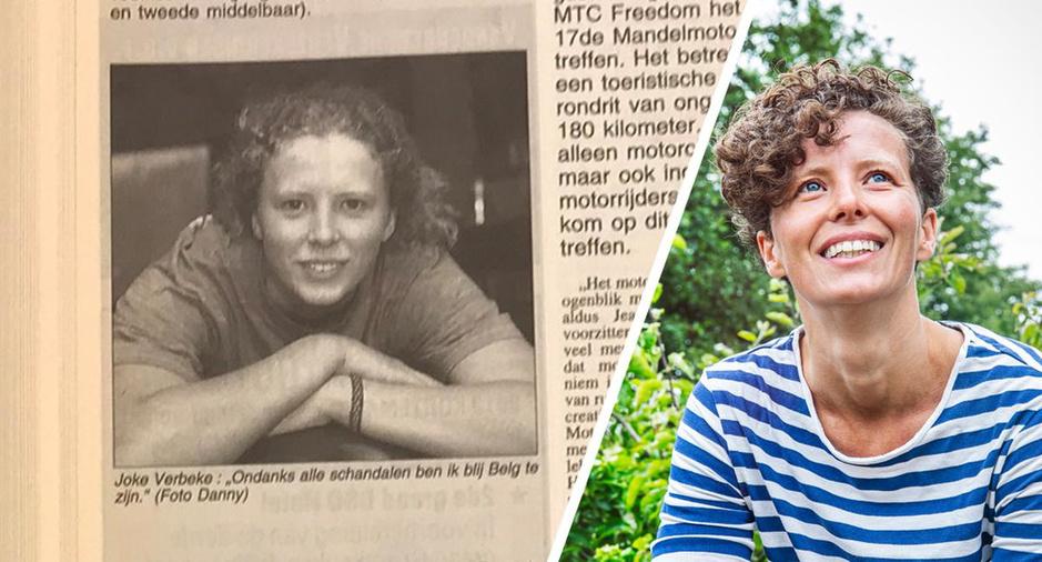 """Joke Verbeke was 20 in 2000: """"Chiro heeft mijn leven gevormd"""""""