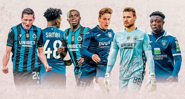Comment Bruges a ringardisé Anderlecht: la preuve par les chiffres