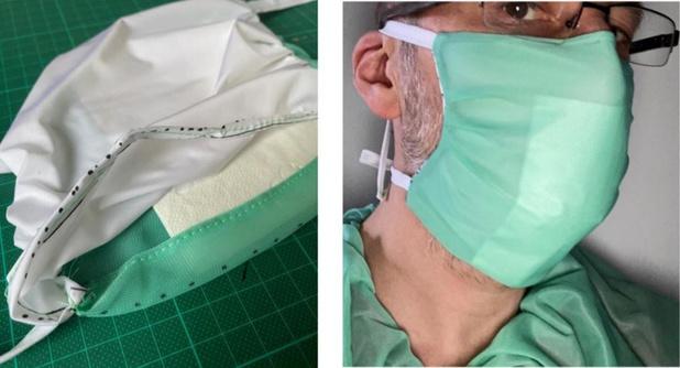 Zo maak je een veilig mondmasker in 10 simpele stappen