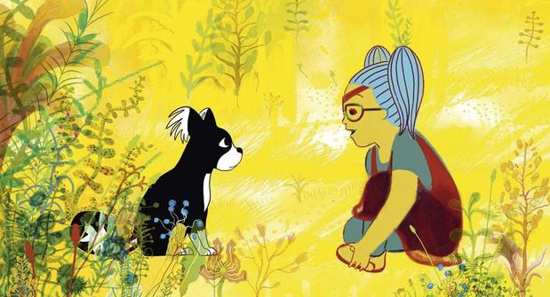 En ouverture d'Anima, L'Extraordinaire voyage de Marona multiplie les niveaux de lecture