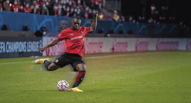 """Rennes déjà fou de Doku: """"Avec lui, il y a un truc qui se passe"""""""