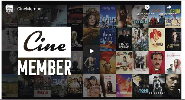 Video on demand-platform CineMember