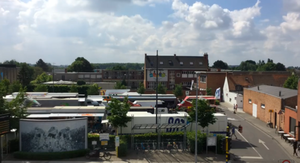 Je kan opnieuw naar de markt in Wevelgem, Moorsele en Gullegem