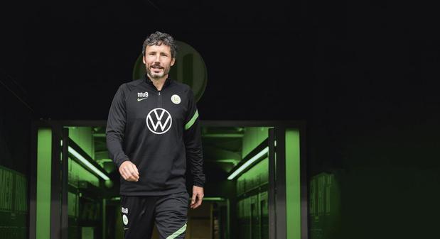"""Mark Van Bommel, nouveau coach de Koen Casteels à Wolfsburg: """"La pression est une drogue"""""""