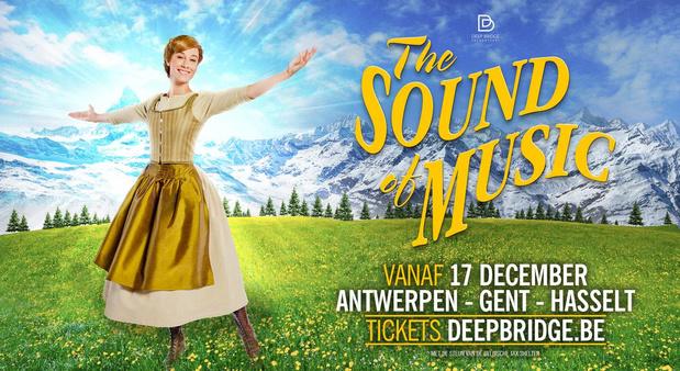 'The Sound of Music' start op 17 december in Stadsschouwburg Antwerpen