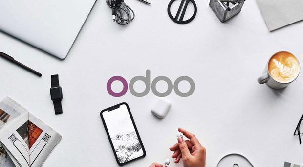 Odoo is een eenhoorn en een supergazelle