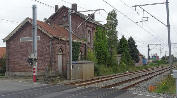 Voormalig station in Ardooie krijgt renovatiebeurt