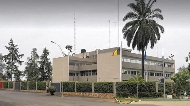 Coronavirus : l'ambassade de Belgique à Kigali fermée