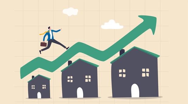 Les prix de l'immobilier toujours en forte hausse