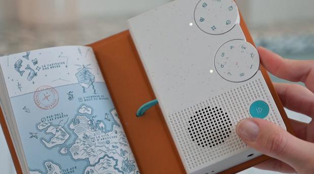 Hoombook, le carnet de voyage sonore pour trouver plus facilement le sommeil