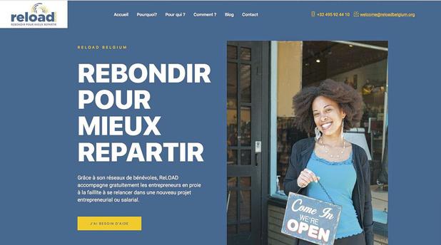 L'ASBL ReLOAD Belgium, rebondir pour mieux repartir