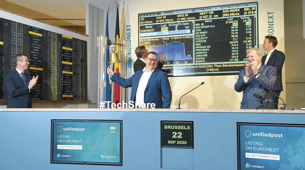 Un milliard d'euros dans les start-up tech? Oui, mais...