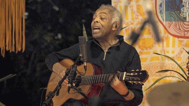 [À la télé ce soir] Gilberto Gil: un dieu dans son jardin