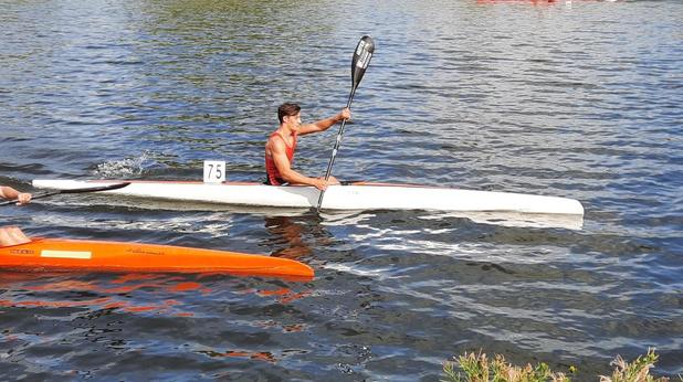 Twee gouden medailles voor Joren Desloovere op BK Langebaan