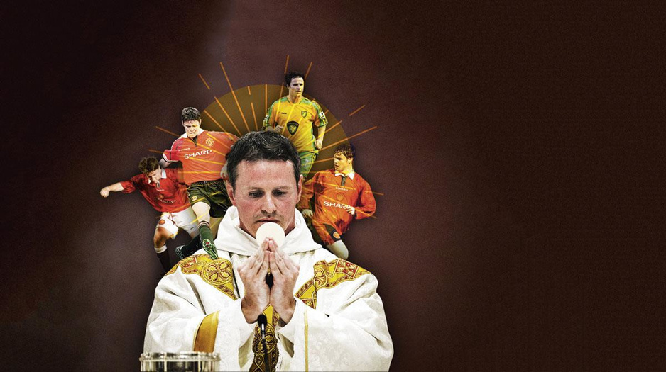 Van Old Trafford naar het altaar: het gekke verhaal van de voetballer die priester werd