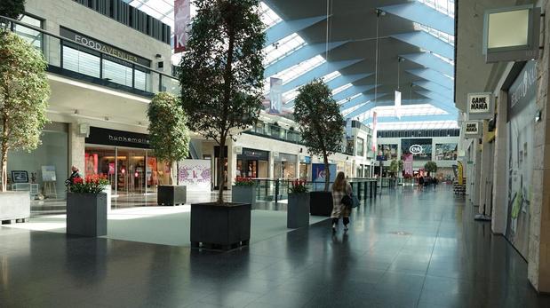 Shoppingcenter K in Kortrijk schenkt 1.650 medewerkers van Kortrijkse WZC's 25 euro