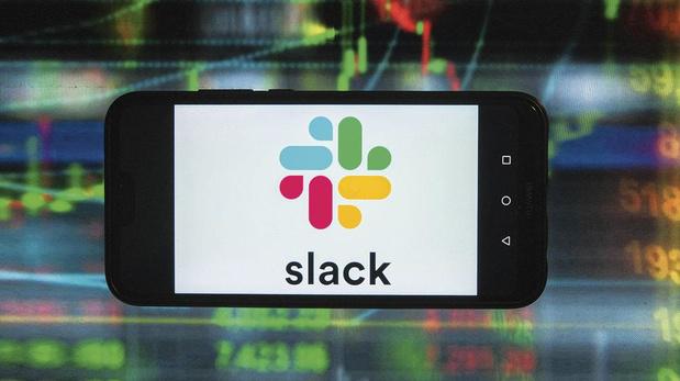 Salesforce rachète Slack