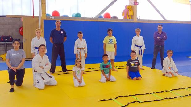 Budo Karate Oostende weer volop actief na lockdown