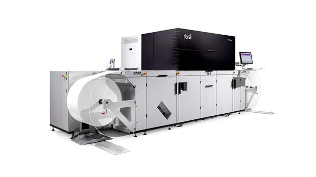 Geslaagde bètatest voor de nieuwe Tau 510 RSCi digitale labelpers
