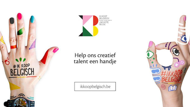 'Ik Koop Belgisch' zet schouders onder lokaal creatief talent