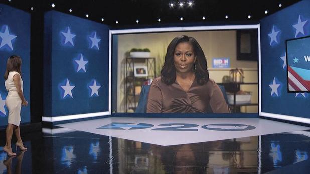 Etats-Unis : Michelle Obama, soutien puissant et risqué