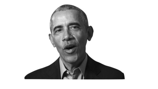 Barack Obama Oud-president in spotlicht